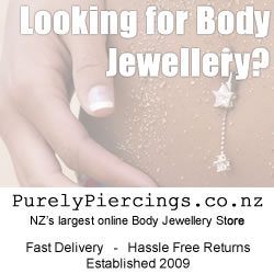 PurelyPiercings Body Jewellery