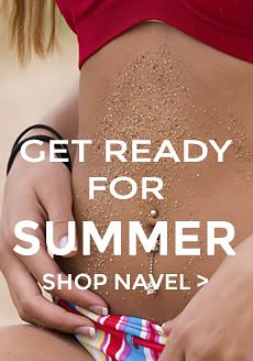 Get Summer Ready with our Navel / Belly Jewellery