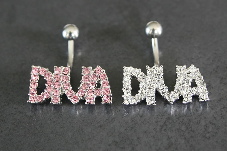 Image of Diva Belly Ring