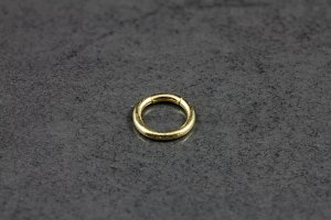 14kt Yellow Gold Segment Ring