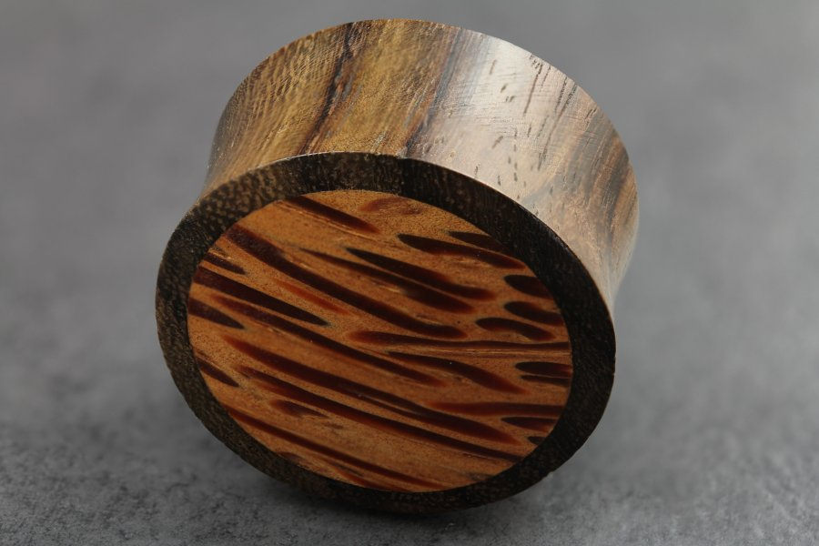 Image of Coco and Sono Wood Plugs
