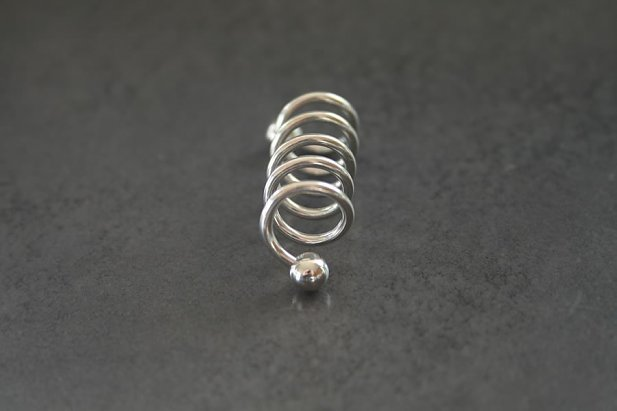 5 Hoop Twister Industrial Barbell