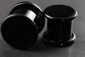 Acrylic Hollow Stash Plugs