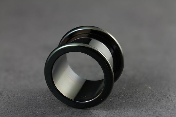 Black PVD Threaded Tunnel