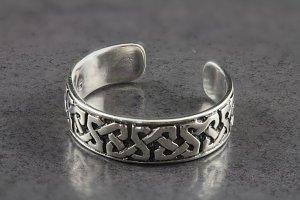 Celtic Toe Ring