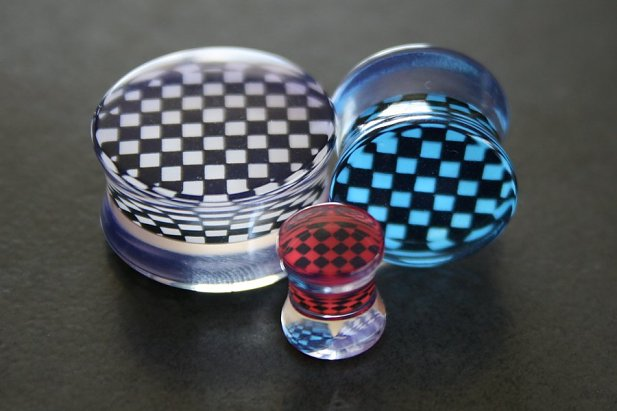Checker Board Plugs