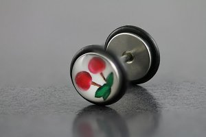 Cherry Fake Plugs