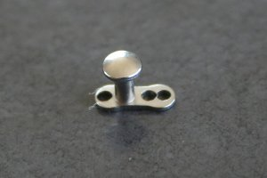 Disk End Micro Dermal Anchor Set