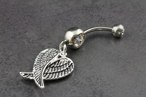 Double Wing Belly Bar