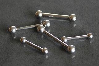 Externally Threaded Barbells
