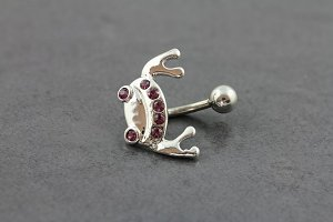 Happy Frog Belly Bar