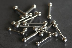 Internally Threaded Barbells
