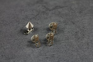 Internally Threaded Spiked Dermal Anchor Set