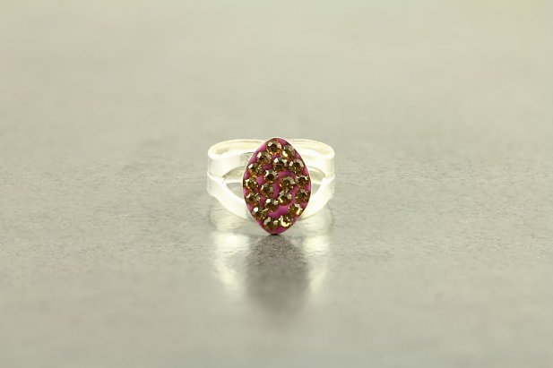 Jeweled Toe Ring