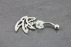 Jewelled Sparrow Belly Bar