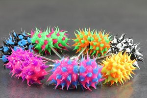 Koosh Vibrating Tongue Bar
