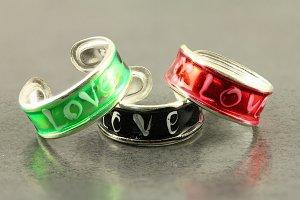 Love Flower Toe Ring