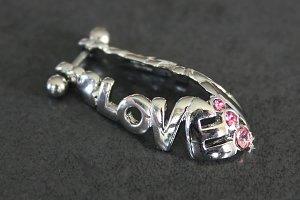 Love Helix Piercing