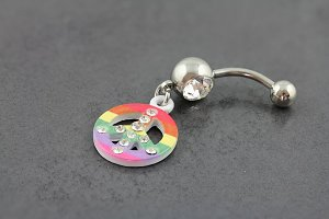 Peace and Love Belly Bar
