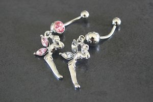 Pixie Fairy Belly Ring