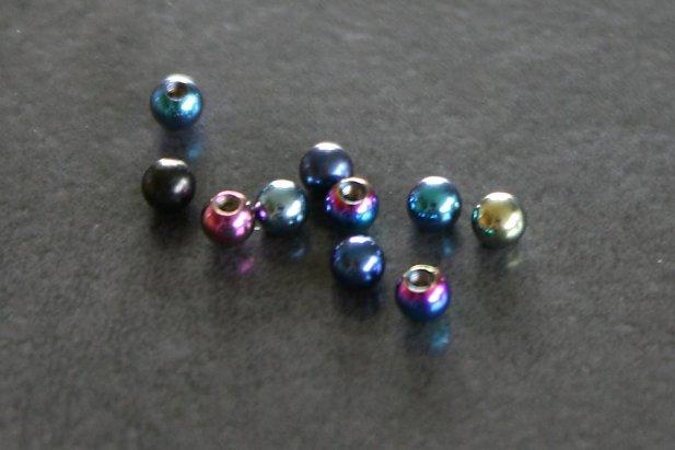 Pure Titanium 16 & 18g Balls