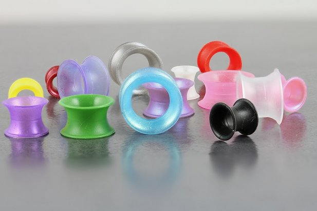 Silicone Tunnels / Kaos Ear Skins
