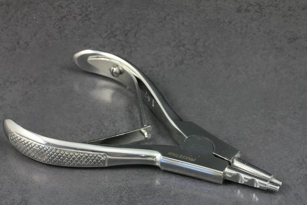 Small Ring Opening Pliers