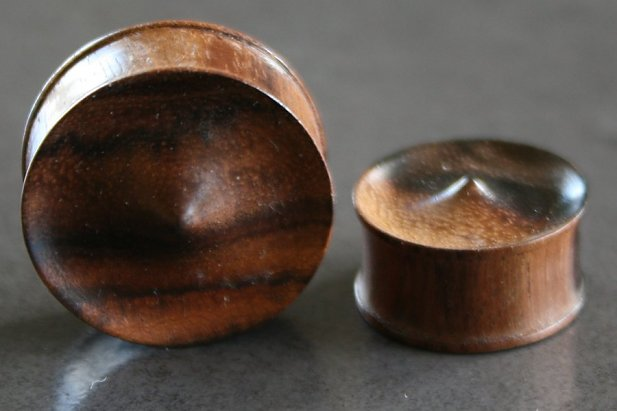 Sono Wood Spike Plug