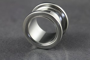Stainless Steel Screw On Tunnels