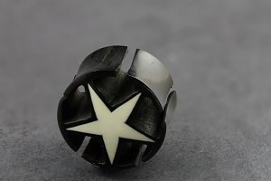 Star Inlay Plugs