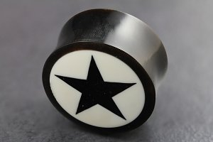 Star Saddle Plugs