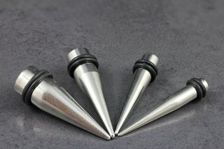 Steel Tapers