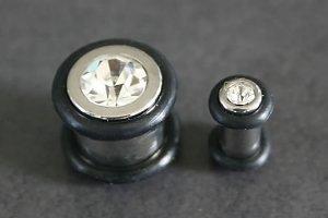 Stone Bling Plugs