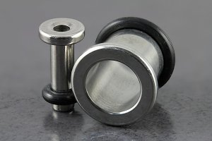 Top Hat Plug with O-Ring